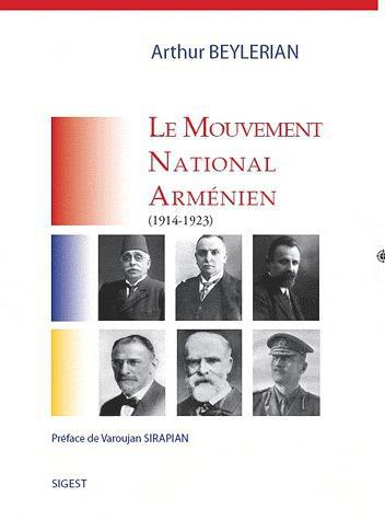 Le mouvement national armenien, 1914-1923