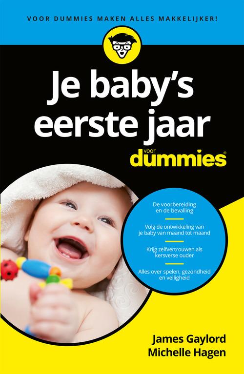 Je baby´s eerste jaar voor Dummies