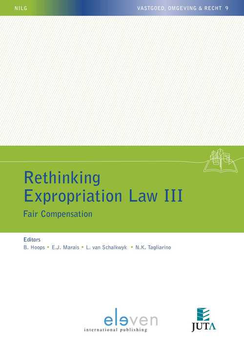 Rethinking Expropriation Law III