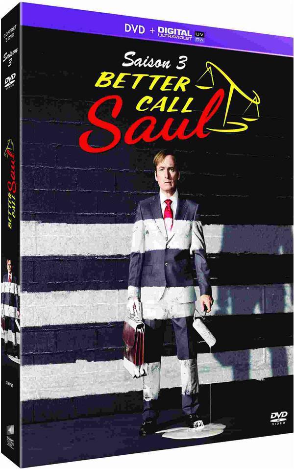 coffret better call Saul, saison 3