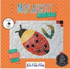 Mosaikit ; coccinelle