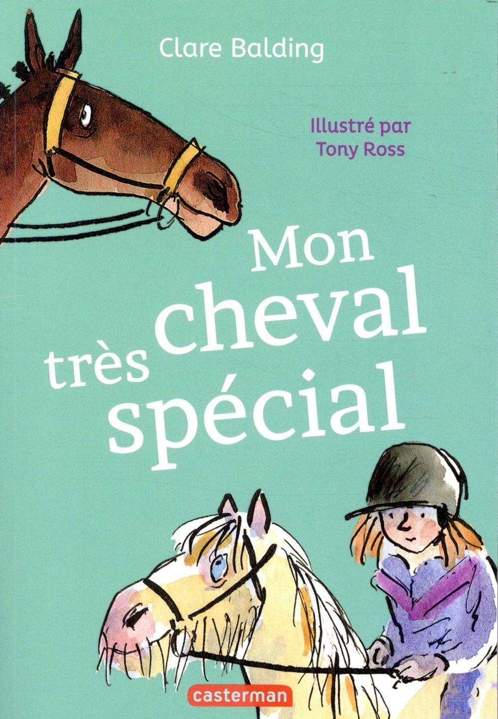 Mon cheval très spécial T.1