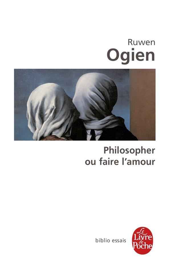 Philosopher ou faire l'amour