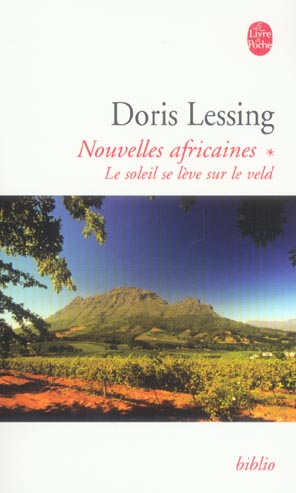 le soleil se leve sur le veld ( nouvelles africaines, tome 1)