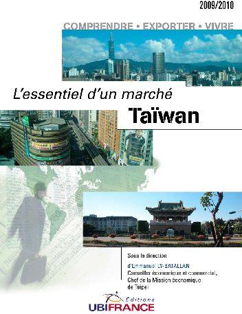 Taïwan ; l'essentiel d'un marché (2009/2010)