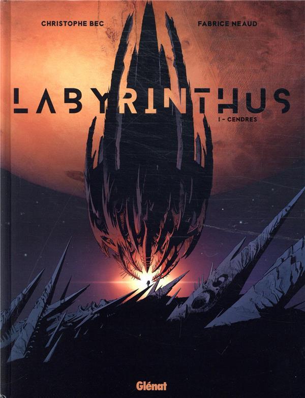 Labyrinthus T.1 ; cendres