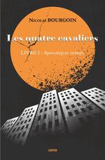 Vente Livre Numérique : Les quatre cavaliers  - Nicolas Bourgoin