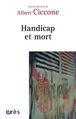 Vente EBooks : Handicap et mort  - Albert Ciccone