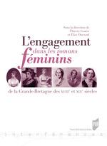 Engagement dans les romans féminins ; de la Grande-Bretagne des XVIII et XIX siècles