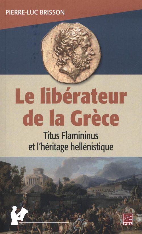 Le liberateur de la grece titus flamininus