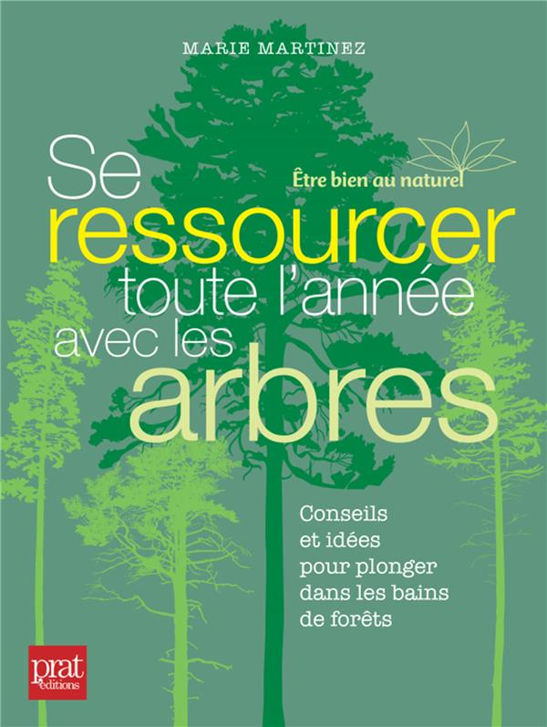 Se ressourcer toute l'année avec les arbres ; conseils et idées pour plonger dans les bains de forêt