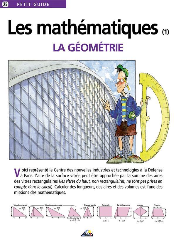 Les mathématiques t.1 ; géométrie