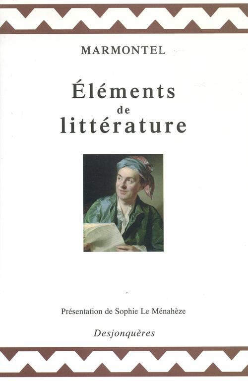 éléments de littérature