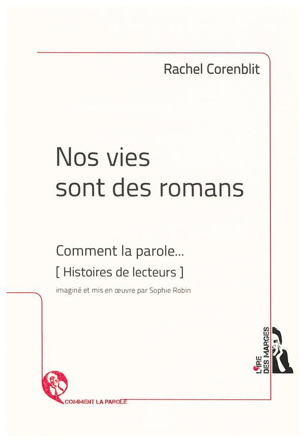 NOS VIES SONT DES ROMANS