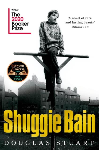 SHUGGIE BAIN - WINNER BOOKER PRIZE 2020