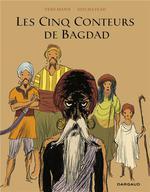 Couverture de Les Cinq Conteurs De Bagdad - Tome 0 - Les Cinq Conteurs De Bagdad
