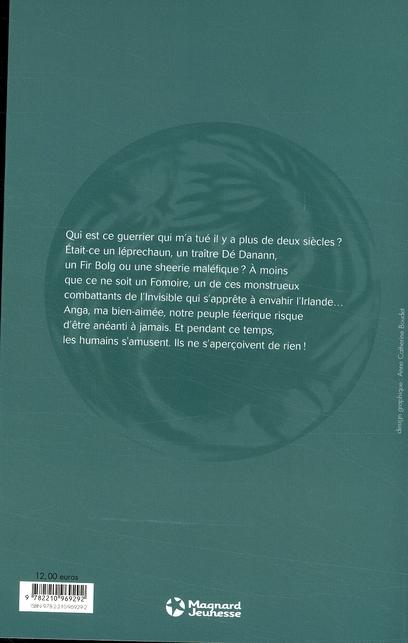 Le souffle de la pierre d'Irlande T.4 ; l'eau