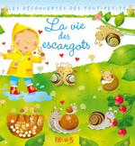 Vente Livre Numérique : La vie des escargots  - Nathalie Bélineau - Émilie Beaumont