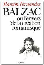 Balzac  - Ramon Fernandez