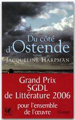 Du côté d'Ostende  - Jacqueline HARPMAN