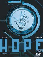 Vente Livre Numérique : Hope One - Tome 02  - Grelin - 'Fane