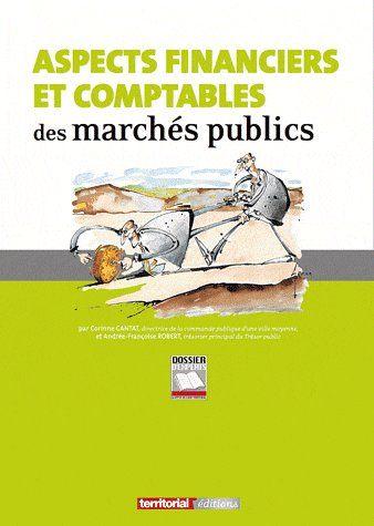 Aspects Financiers Et Comptables Des Marches Publics