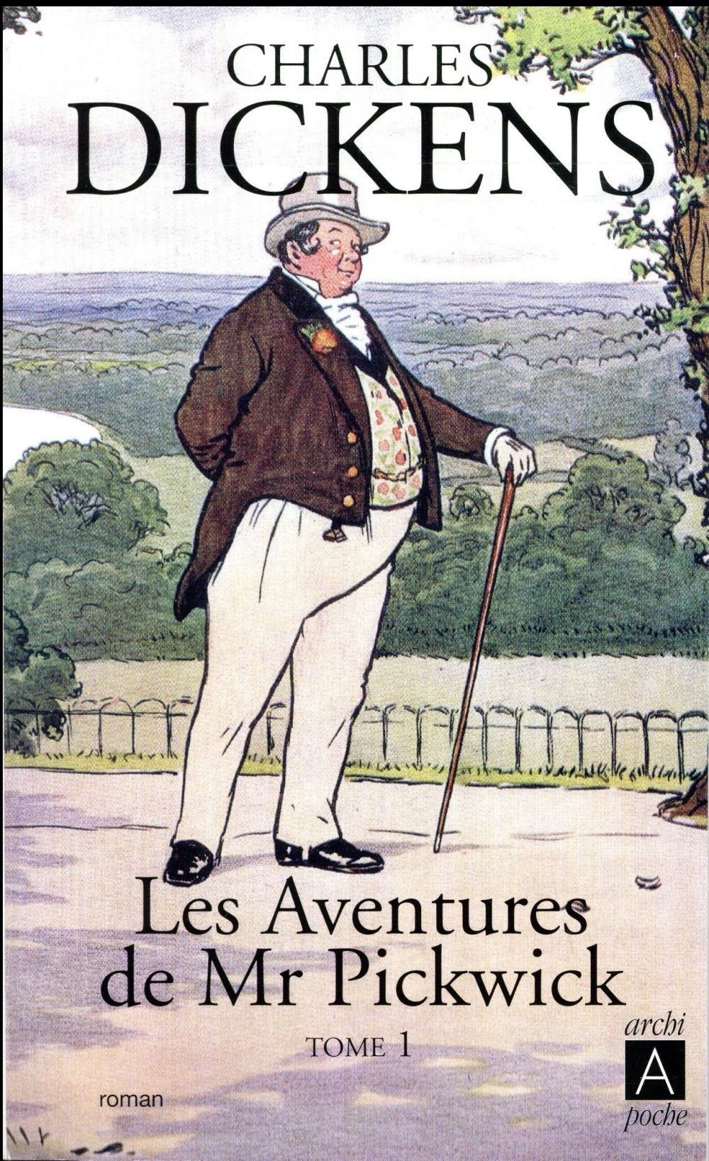 Les aventures de Mr Pickwick