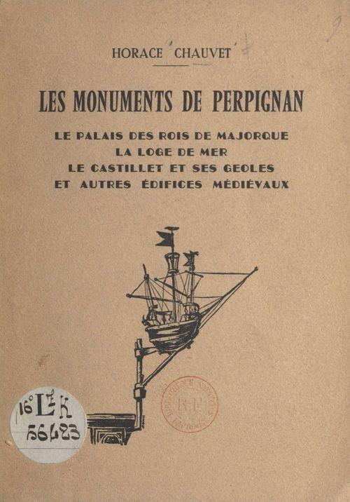 Les monuments de Perpignan