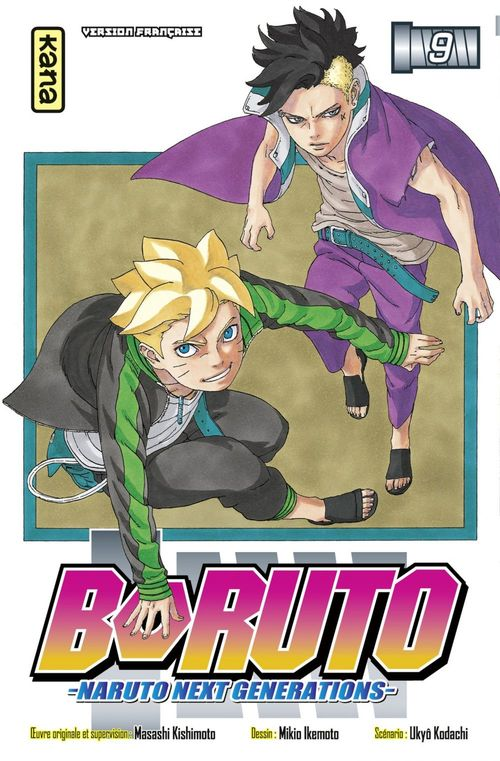 Vente EBooks : Boruto - Naruto next generations T.9  - Ukyo Kodachi