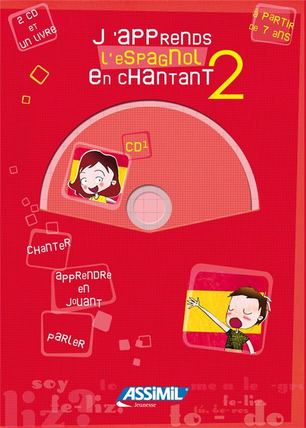 Album Espagnol T2 En Chant. (Ne)