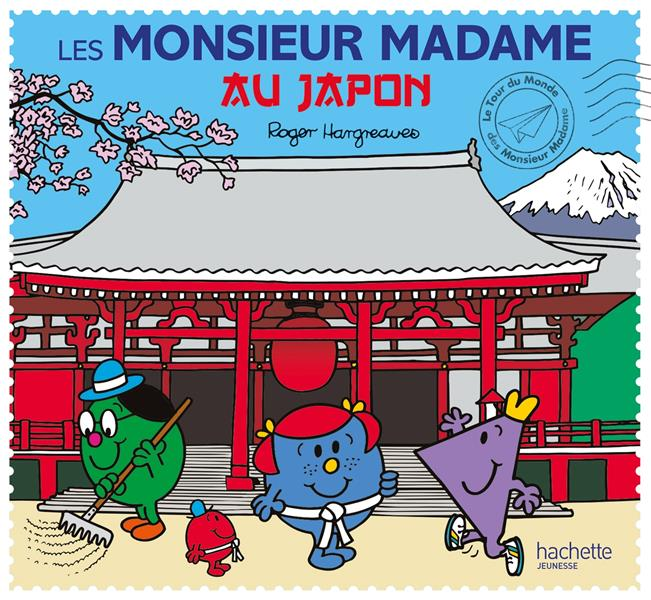 Les Monsieur Madame ; au Japon