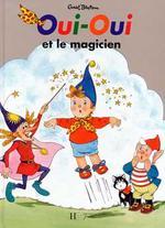 Couverture de Oui-oui et le magicien