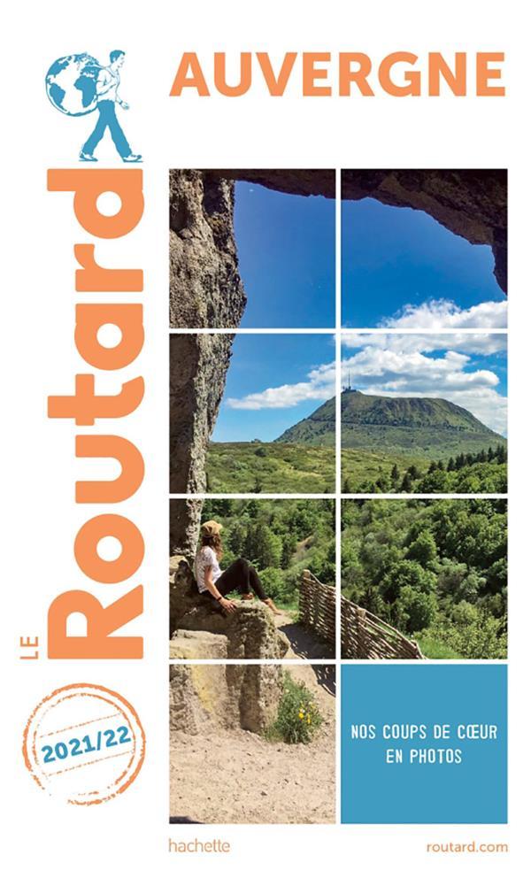 Guide du Routard ; Auvergne (édition 2021/2022)