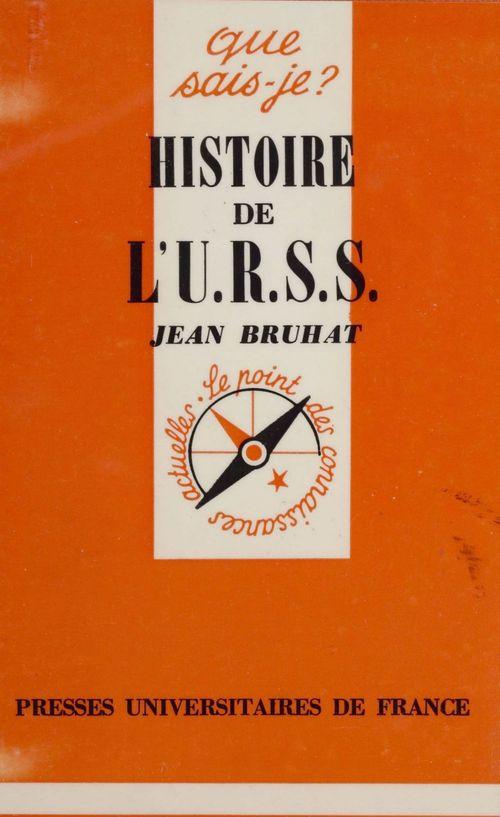 Histoire de l'urss qsj 183