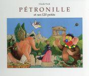 Couverture de Petronille Et Ses 120 Petits