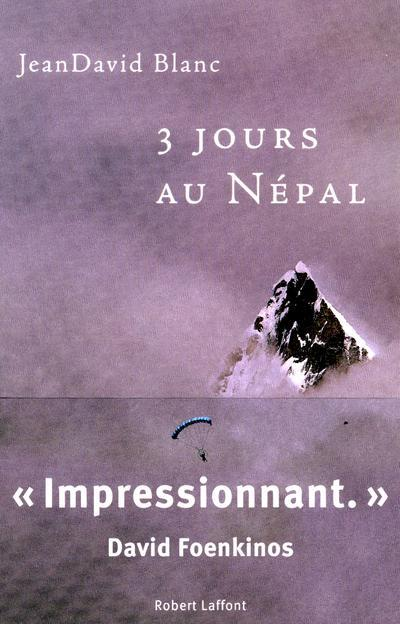 3 Jours Au Nepal