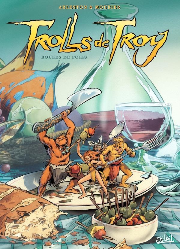 Trolls De Troy T.15 ; Boules De Poils