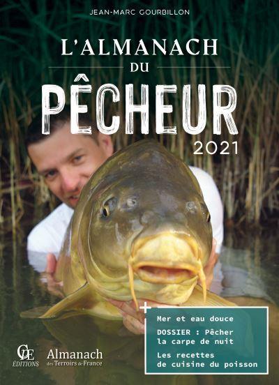 Almanach du pêcheur (édition 2021)
