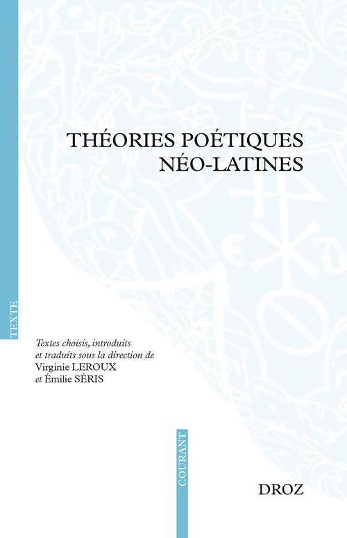 theories poetiques neo-latines