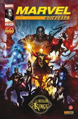 Marvel Universe T.25