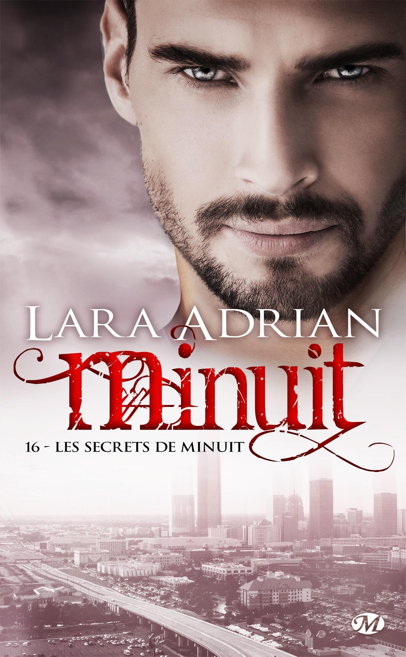 Minuit T.16 ; les secrets de minuit