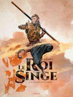 Vente EBooks : Le roi singe T.2 ; le voyage en Occident  - Chaiko