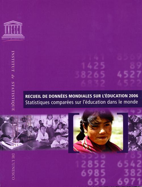 Recueil de données mondiales sur l'éducation 2006