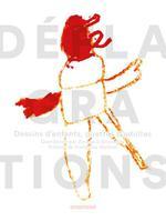 Couverture de Déflagrations ; dessins d'enfants, guerres d'adultes