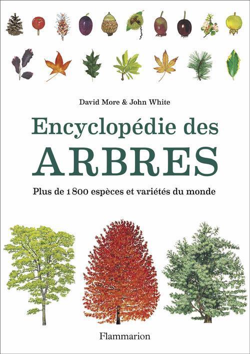 Encyclopedie Des Arbres ; Plus De 1800 Especes Et Varietes Du Monde