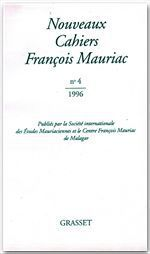 Nouveaux cahiers François Mauriac n°04