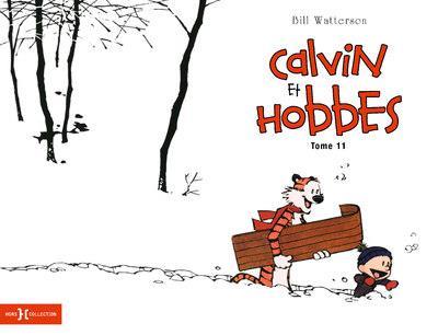 Calvin et Hobbes - original t.11
