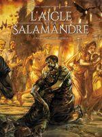 Vente Livre Numérique : L'Aigle et la Salamandre T01  - Alessio Lapo - Giuseppe Quattrocchi