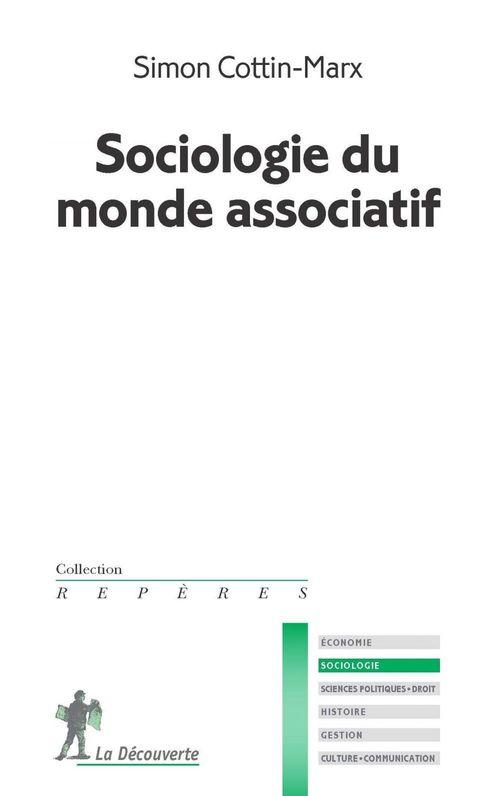 Sociologie du monde associatif