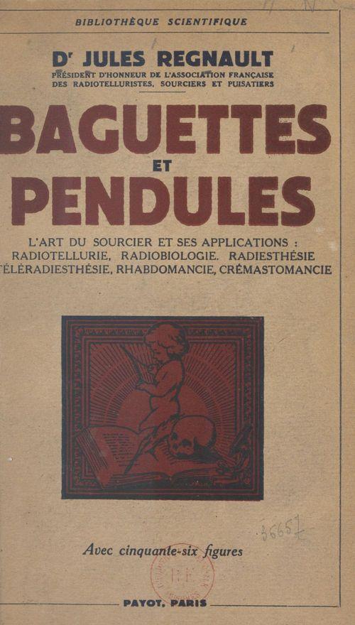 Baguettes et pendules